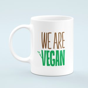 We Are VeganMug
