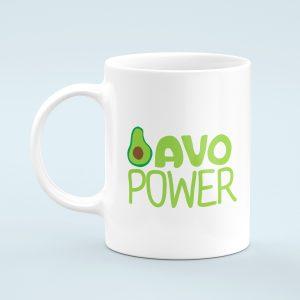 AVO Power VeganMug