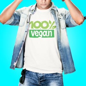 100% Vegan T-Shirt