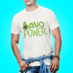 AVO Power Vegan T-Shirt