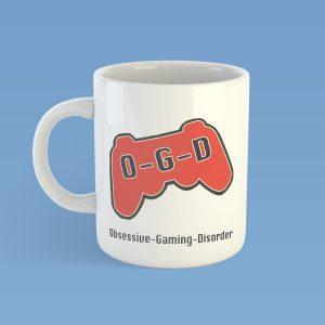 Obsessive Gaming DisorderMug