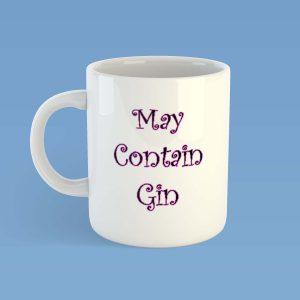 May contain GinMug