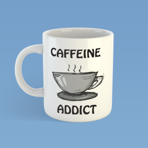 Caffeine Addict Mug